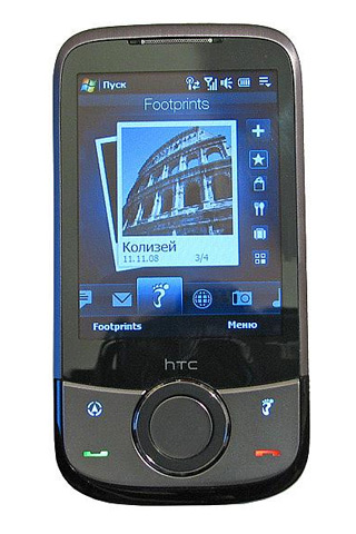 HTC Touch Cruise II